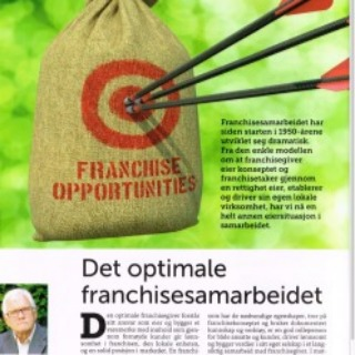 Det optimale franchisesamarbeidet